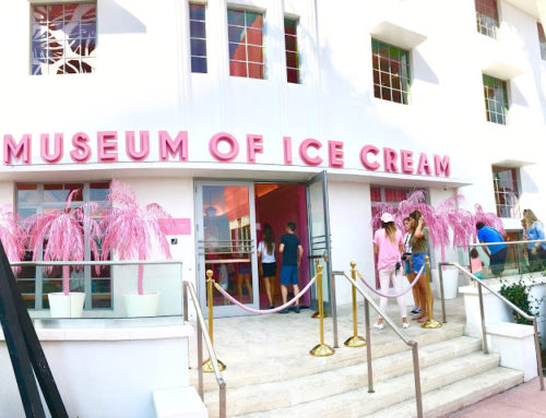 Museum of Ice Cream Review and Tips: Going with a Toddler