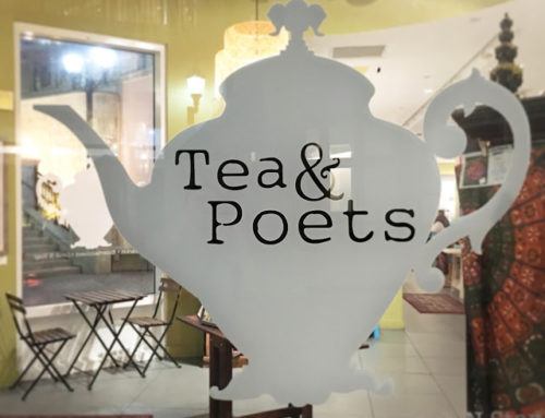 An Evening with Tea and Poets